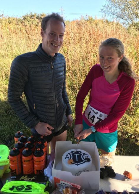 2018 Antonine Trail Race, Report & Results